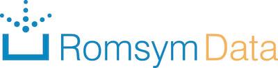 Logo Romsym Data CMYK